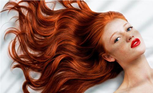 Natural redhair redhead