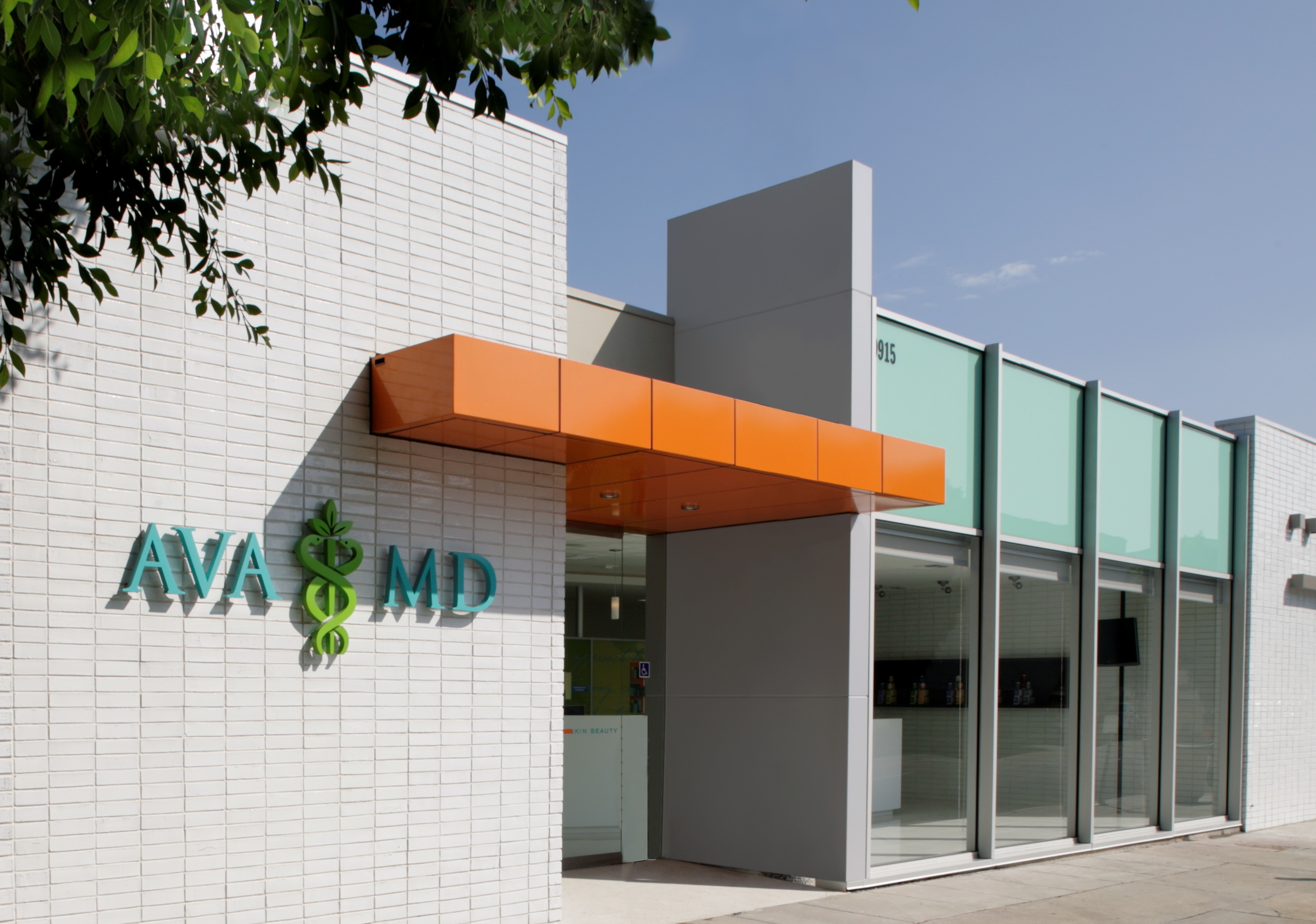 AVA MD's branch in Beverly Hills